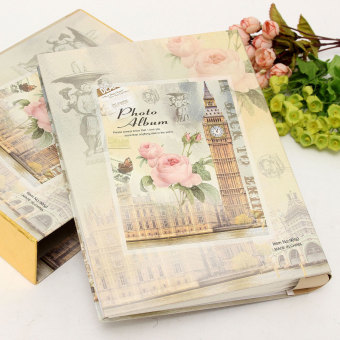 Harga Big Ben 200 Holds Slip-In Photo Albums Book Wedding Memories Scrapbook