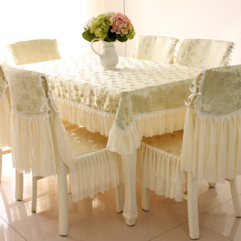 Chair covers tablecloth coffee table cloth rectangle table cloth upholstery coverings suit lace pastoral modern minimalist