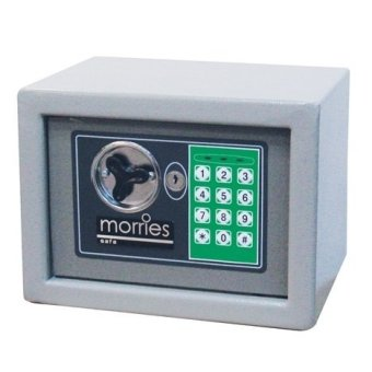 Harga Morries Electronic 4kg Mini-Safe MS-23DW
