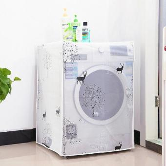 Harga High Quality Store New Trendy Laundry Accessories Washing Machine Durable Cover(A)