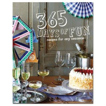 Harga ToTT 365 Days of Fun: Recipes for any Occasion Cookbook