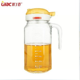 Harga Kitchen quantitative control oil seasoning oil bottle leak Oiler