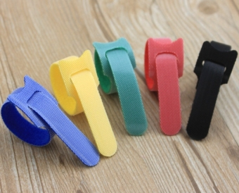 Harga Owl back anti lost computer velcro cable tie cable tie cable management tie line with the line with