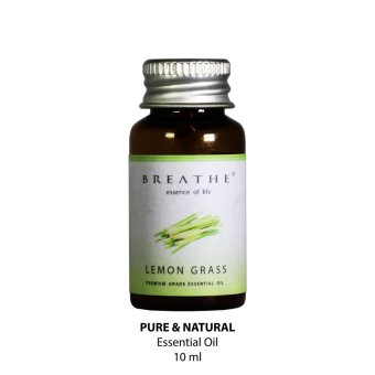 Harga Pure and Natural Aromatherapy essential oils - Lemon Grass