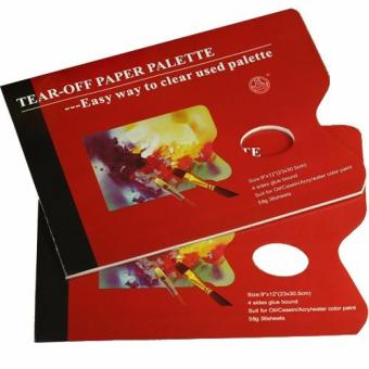 Harga 2 numbers of Paper Palette A4 36 Sheets