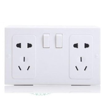 Fake Secret Wall Plug Socket Security Safe Money Jewel Box Hides Valuables - intl