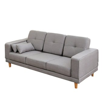 Harga Luca Sofa FC-2576 (Grey) (Free Delivery)