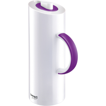 Harga Lamart Purple Glass Vacuum Flask - 1l