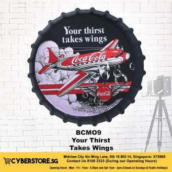 Harga Coca Cola BCM09 Your Thirst Takes Wings