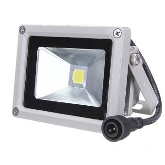 Harga 10W Solar Power LED Flood Light (White)