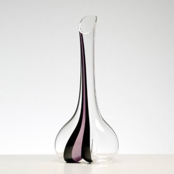 Harga Riedel Black Tie Smile Pink Decanter