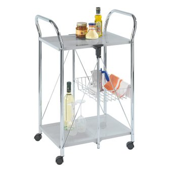 Harga Kitchen Trolley Sunny Silver