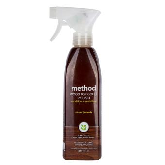 Harga method wood for good polish - almond 354ml