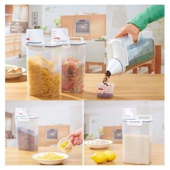 Box Source · Kitchen Sealed Storage Dried Food Cereal Flour Pasta Bean Storage .