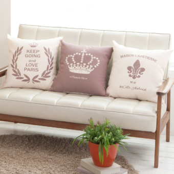 Harga Palace Cushion Cover (Laurel) (Free Delivery)