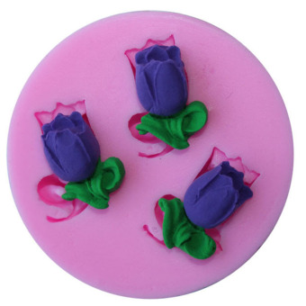New Lovely Design Cake Cookie Fondant Chocolate Silicone Mold Mould Baking Cake Decoration Mould