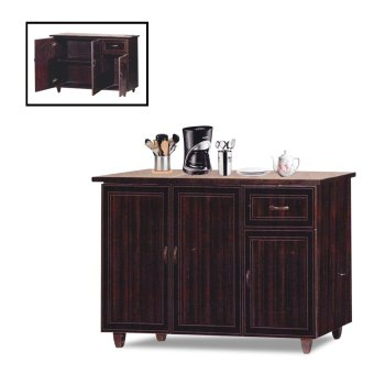 Nova 2012-WN Dining Cabinet (FREE DELIVERY) (FREE ASSEMBLY)