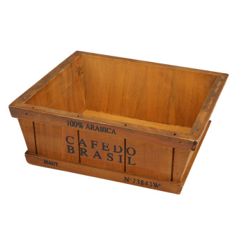 Harga Wooden Garden Planter Window Box Trough Pot - Intl
