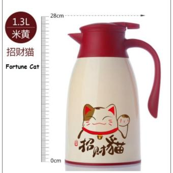 Harga Thermal Flasks (European-design Fortune Cat)