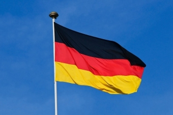 Harga New large 3x5FT German flag the Germany National Flag Polyester Banner