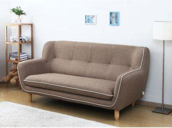 Harga Hemming Sofa (Brown) (Free Delivery)