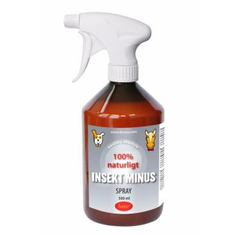 Husse Insekt Minus Spray 500ml