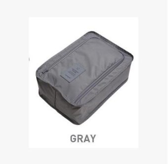 Harga Put sport shoes travel shoes storage bag waterproof shoe bag finishing bag shoe bag shoebox shoes storage suit bag
