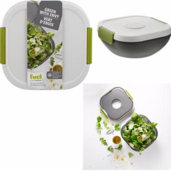 Harga Trudeau TUFL578783 Fuel Salad on The Go Container