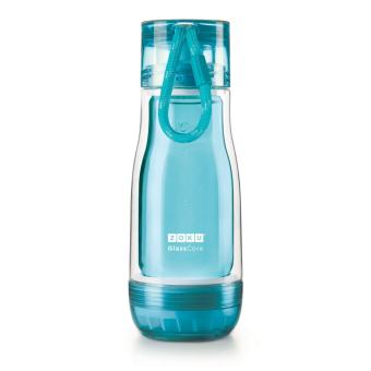 Harga Zoku Glass Core Water Bottle Everyday Collection (12oz)