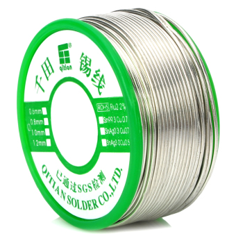 Harga Super Lead-free Solder Tin Wire (Silver)