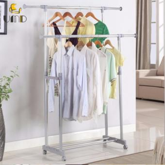 Indoor/Outdoor Clothes Drying Rack/Garment Drying Rack with wheels(104)