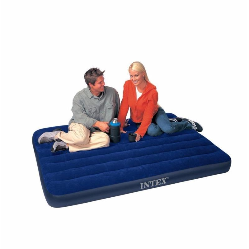 Intex Inflatable Mattress (Double)