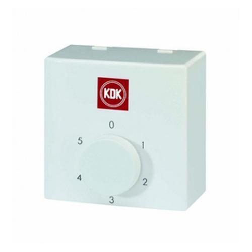 Kdk ceiling fan speed regulator switch box up to 5 speed m60sg kdk ceiling fan speed regulator switch box up to 5 speed m60sg mozeypictures Image collections