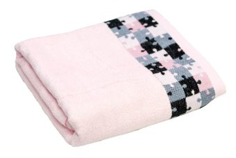 Harga Kenko Exquisite - Bamboo Cotton Bath Towel - Bess (Pink)