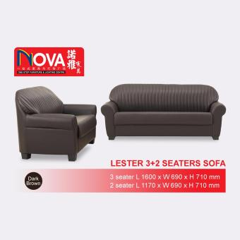 Lester 3+2-Seaters Sofa (FREE DELIVERY)