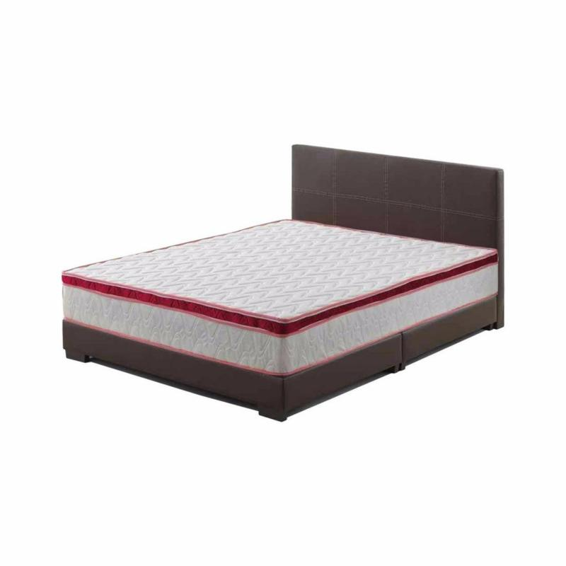 Lilee Divan + 10 Eurotop Spring Mattress (Free Delivery)