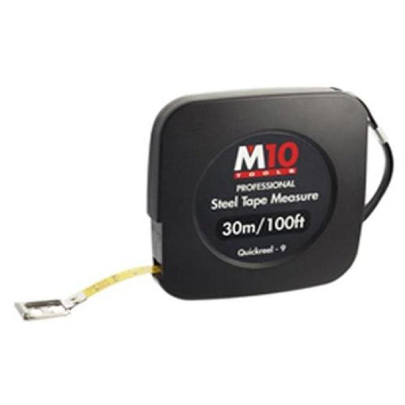 M10 Quickreel Steel Long Tape [016-123]