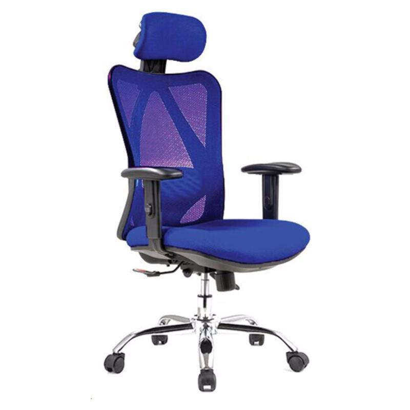 M16 Iden Office Chair (Blue)(Installation Option Available) Singapore