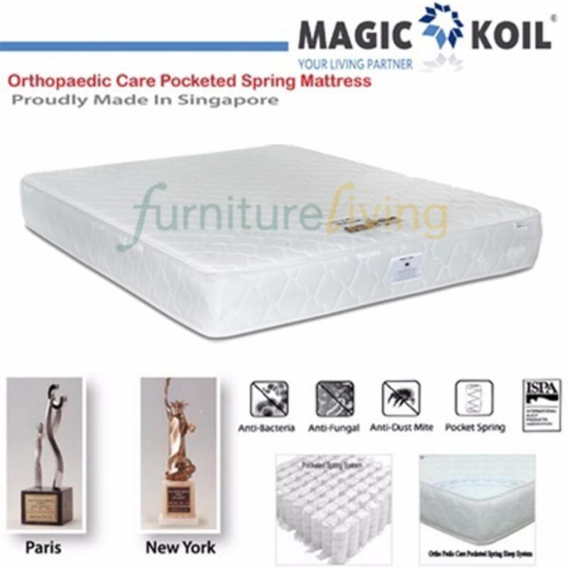 Magic Koil Orthopaedic Care Pocket Spring Mattress 9inch