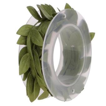 ... Harga 10m Handmade Garland Rattan Artificial Leaf Vine Plants Decoration DIY Arts and