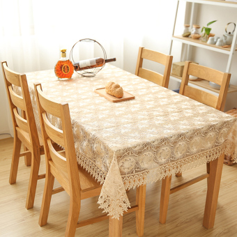 Harga Modern minimalist fabric dining table coffee table cover towel WISHING TREE