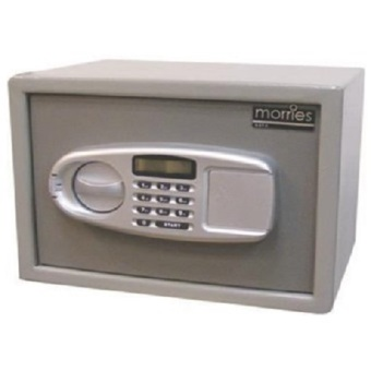 Morries Digital Safe Box-10kg MS-25DW