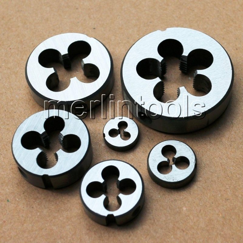 New M1 to M14 Right hand Thread Die / Select size M12*1.25 - intl