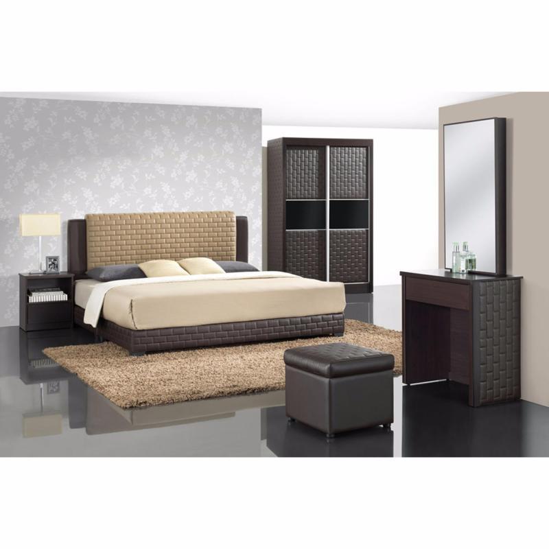 Nova 435 Bedroom Set (FREE DELIVERY)(FREE ASSEMBLY)