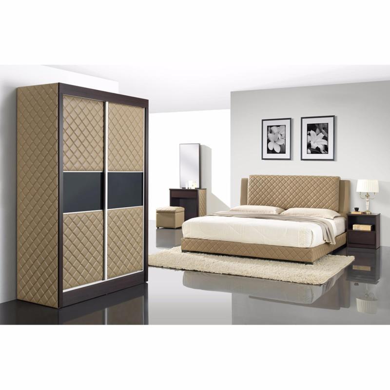 Nova 448 Bedroom Set (FREE DELIVERY)(FREE ASSEMBLY)