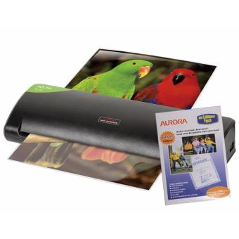 OCTOBER EXCLUSIVE PROMOTION: Aurora A3 Laminator A235 + Free Laminator Pouch