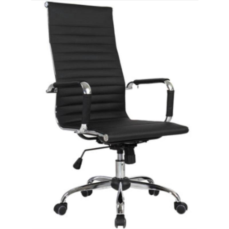 Office Manager Chair ( LEATHER ) Singapore