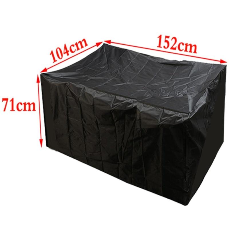Outdoor Waterproof Furniture Protector Table Set Chair Sofa Cover Tighten Garden 152*104*71cm