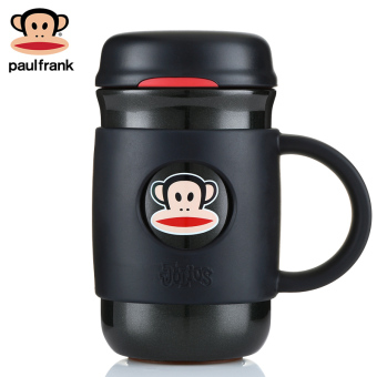 Paul Frank/Paul Frank insulation cup Men Women Office business cup with the vacuum Stainless Steel Cup