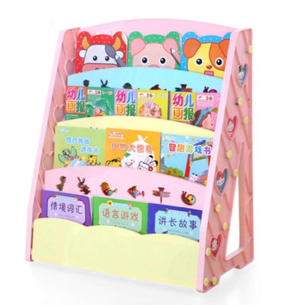 book top rack tot primary kids children tutors bookshelf bookcases natural watch storage